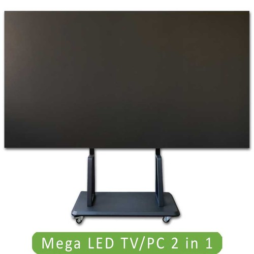 Mega LED TV/PC 2 in 1